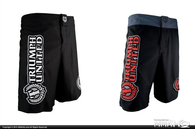 Triumph United Fight Shorts